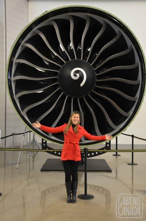 Turbina do 747