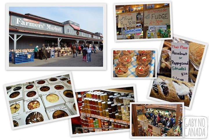 St Jacobs Farmer's Market