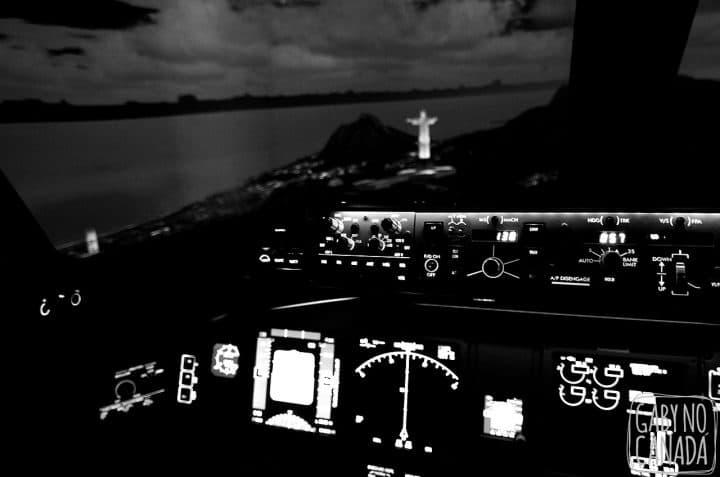 Vôo sobre Rio de Janeiro