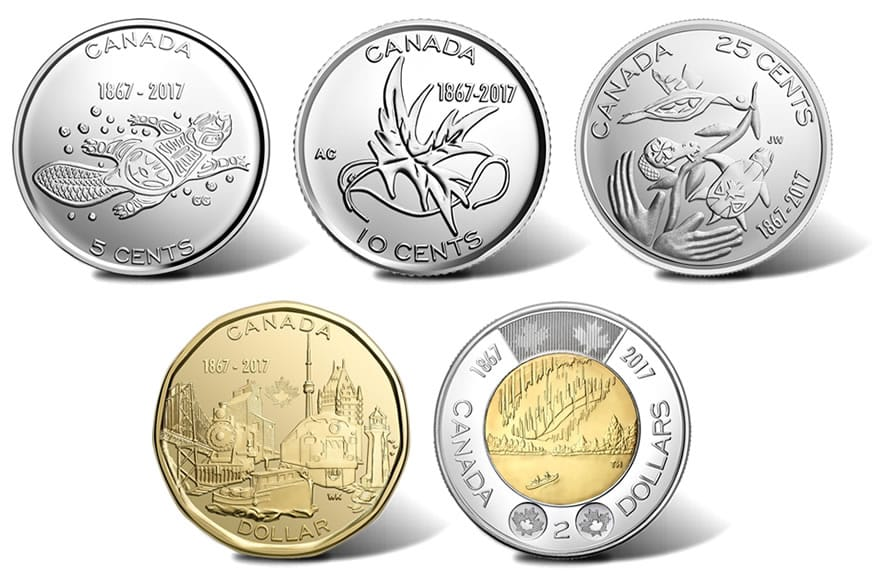 canadian-2017-circulation-coins-reverses